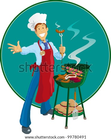 Barbeque Man