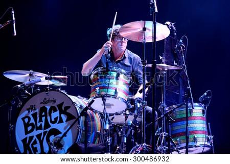 Black Keys Drummer Drummer of The Black Keys