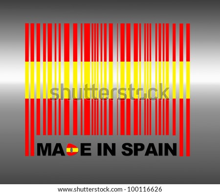Barcode Spain.