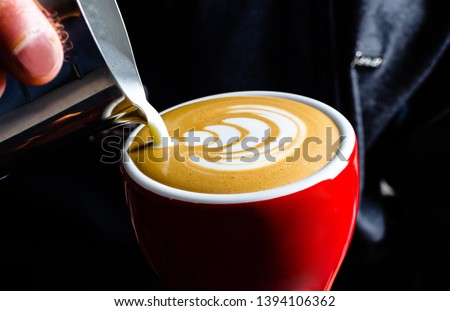 Barista and the wonderful art of coffee