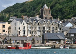 Barmouth, north Wales, United Kingdom