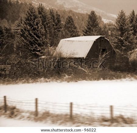 Barn Northwest   Montana