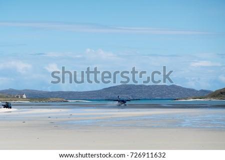 Shutterstock Barra Airport