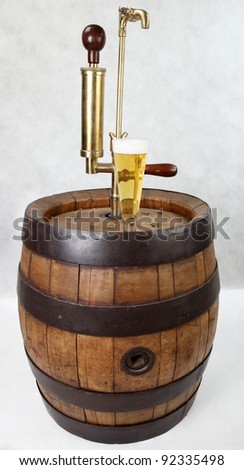 barrel of beer