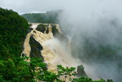 Barron Falls, Barron Gorge National Park, Cairns, Queensland, Australia