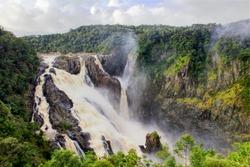 Barron Falls, Cairns. Taken during the 2018 flooding.