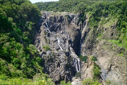 Barron Falls in Kuranda GLD Australia