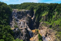 Barron Falls in Kuranda - Queensland, Australia