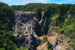 Barron Falls in Kuranda - Queensland, Australia