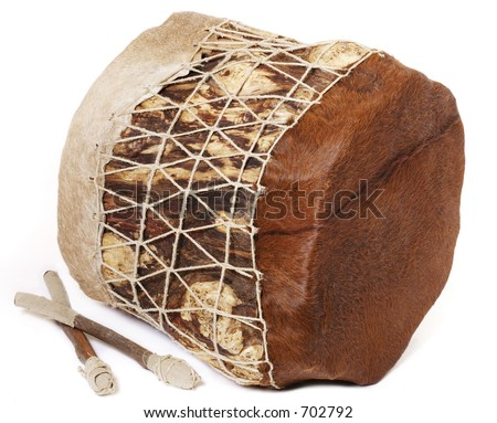 Base drum - stock photo