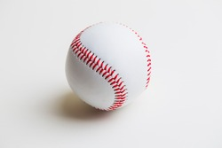 Baseball ball of the most beloved American Game
