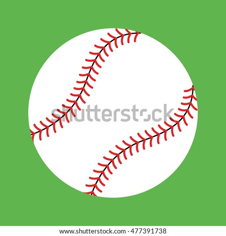 Baseball graphic