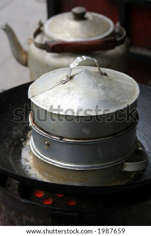 Basic Steam Cooker, China