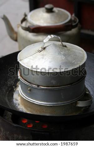 Basic Steam Cooker, China