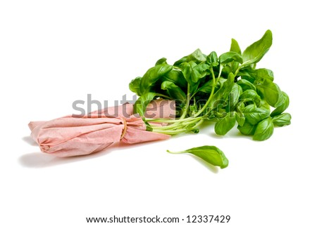 basil bunches