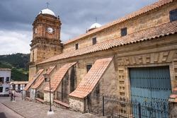 Basilica of Our Lady of Monguí, Boyacá, Colombia