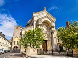 Basilica of St. Martin in Tours - France