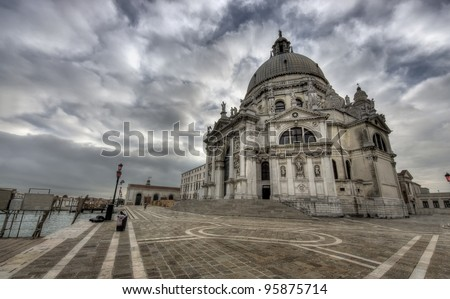 Basilica of St Mary of Health (Venice)