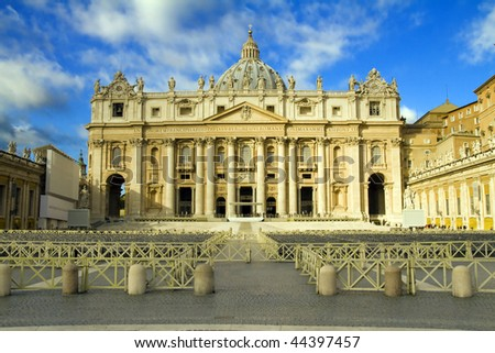 Basilica of St. Paul in the Vatican