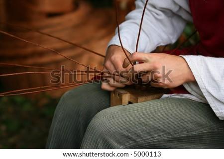 Basket-maker