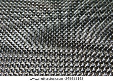 basket work mat plate texture background handmade work