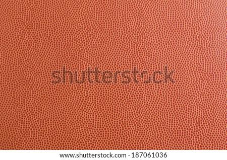 Basketball ball texture, wallpaper. Close up.