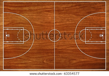 Basketball Gym Floor Plans http://www.shutterstock.com/pic-63354577/stock-photo-basketball-court-floor-plan-on-wooden-pattern.html