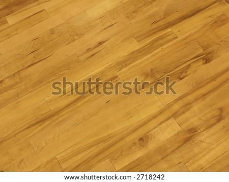 Basketball Court Hardwood