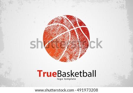 Basketball logo. Basketball logo design. Sport logo. Creative sport logo.