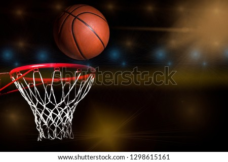 basketball shot.professional basketball
