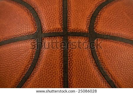 Basketball Texture Macro