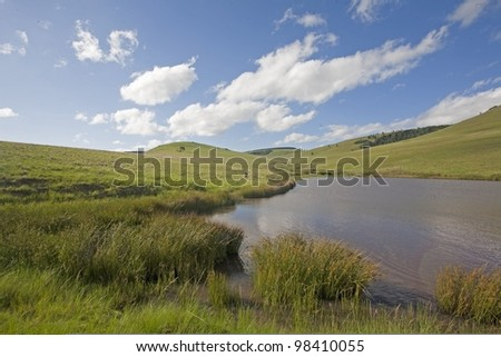 Bass Dam Eastern Cape South Africa