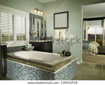Bath room Interior Home Architecture Stock Images, Photos of Living room, Dining Room, Bathroom, Kitchen, Bed room, Office, Interior photography.