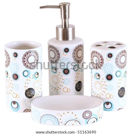 Bath Accessories | Overstock.com: Bath Accessory Sets, Shower Rods