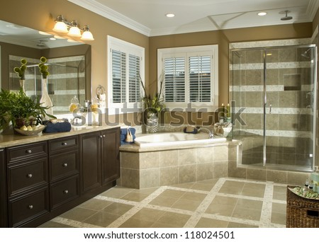 Bathroom Interior Architecture Stock Images, Photos of Living room, Dining Room, Bathroom, Kitchen, Bed room, Office, Interior photography.