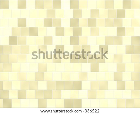 Creative Bathroom Tile Texture Photoshop  1 Wall Decal