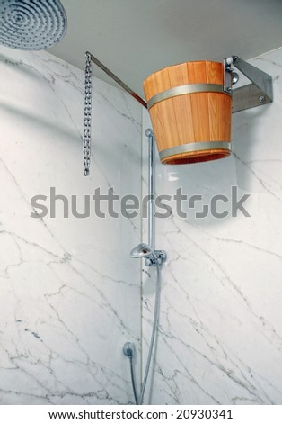 bathroom with vat