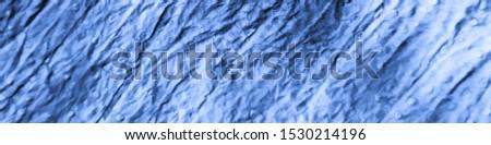 Batik Silk Illustration. Abstract Dyed Ornament. Dirty Art Acrylic Artwork.  Indigo Texture. Simple  Watercolor Painting. Batik Silk Hand Drawn Illustration.
