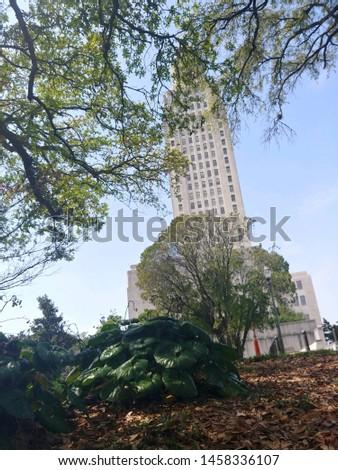 Baton Rouge Capital of Louisiana in springtime