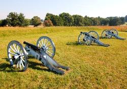 battlefield cannons