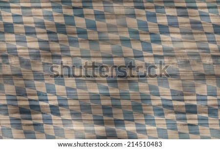 Bavaria Flag Creative Graphic Design