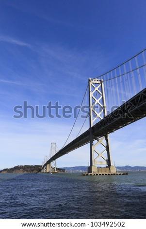 Bay Bridge of San Francisco