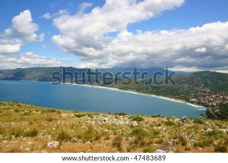 Bay of Palinuro, southern Italy