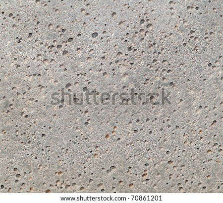 bazalt stone textured background - stock photo