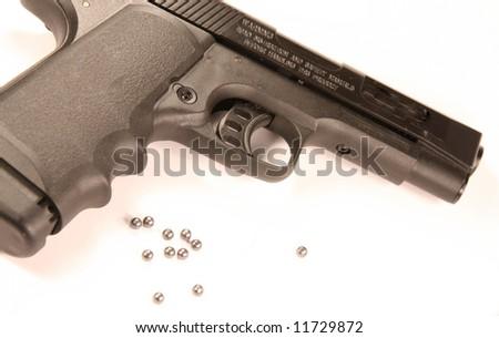 BB Hand Gun