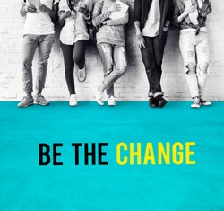 Be The Change Strategy Icon