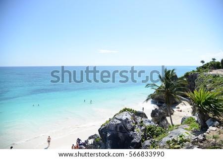 Beach #566833990