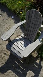 Beach Chair on Huntington Beach
