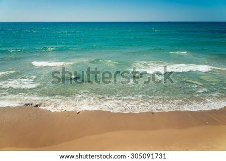 Beach day in Tel Aviv #305091731