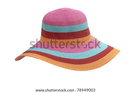 Shutterstock beach hat